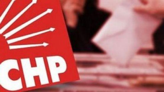 CHP Doğanşehir'de de ön seçim yaptı