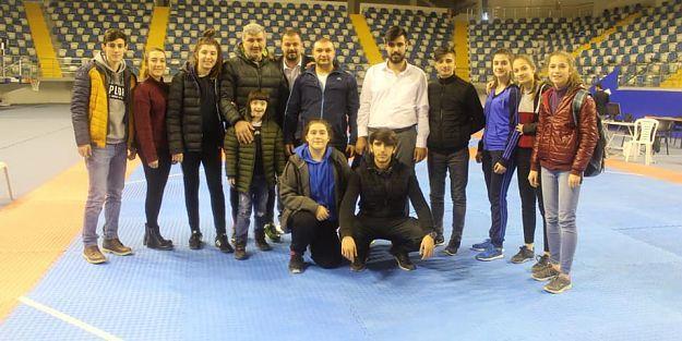 Doğuş Spor Kulübü, tekvando seçmelerinde 6 birincilik elde etti