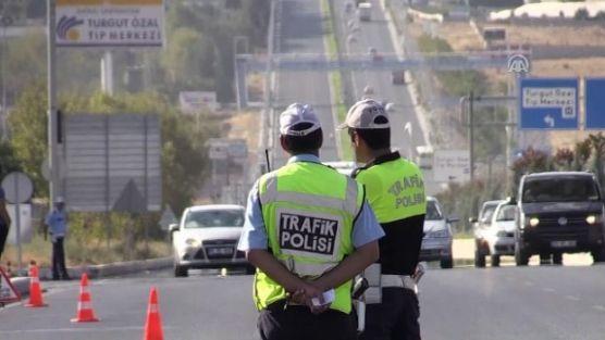 Kasım ayında 4.2 Milyon trafik cezası uygulandı