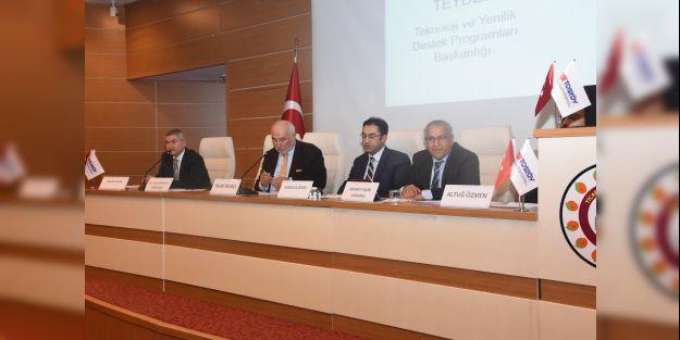 KOBİ'lere destek toplantısı düzenlendi