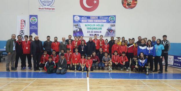 Malatya'da şampiyonaya gidecek takımlar belli oldu