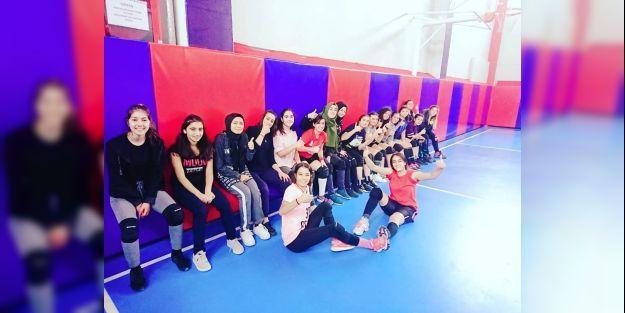Mercan Koleji Spor Kulübü kuruldu