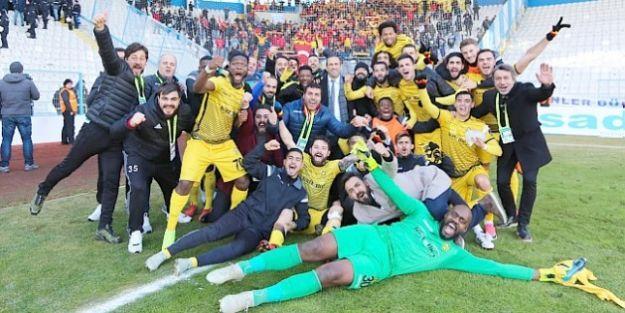 Yeni Malatyaspor#039;dan Muhteşem Geri Dönüş… 1-3