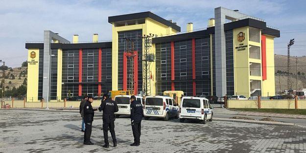 YMS Tesislerine Saldırıyla İlgili 1 Tutuklama Daha