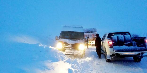 220 mahalle yolu ulaşıma açıldı