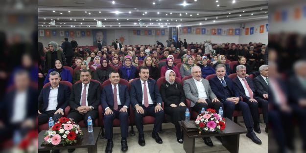AK Parti Danışma Meclisi Toplantısını Yaptı
