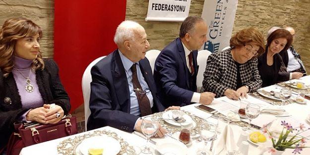Ankara Malatyalılar Federasyonu Toplandı