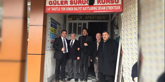 """'Atatürk'ün partisinin heder olmasını kabul etmeyiz"""""""