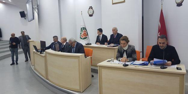 Büyükşehir Meclisi, Ocak ayı çalışmalarını tamamladı