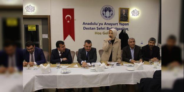 """Çalık: 'AK Parti veda değil, vefa partisidir"""""""