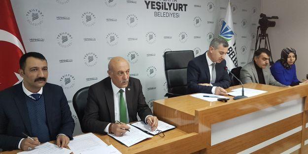 Denetim Komisyonu üyeleri seçildi
