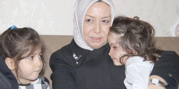 Esma'nın yüzü, Cumhurbaşkanı Erdoğan'ın sayesinde yeniden gülüyor
