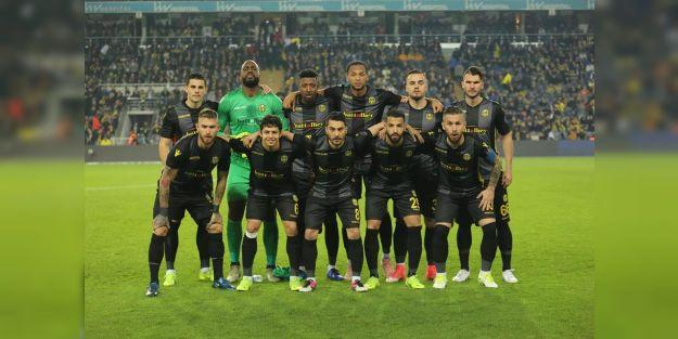 Evkur Yeni Malatyaspor 5 maç sonra kaybetti