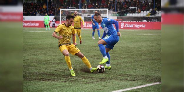 Evkur Yeni Malatyaspor adını çeyrek finale yazdırdı