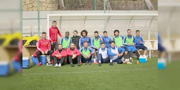Evkur Yeni Malatyaspor'da gözler transferde
