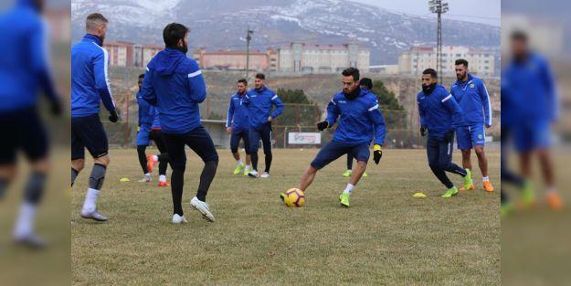 Evkur Yeni Malatyaspor'da Kayserispor maçı hazırlıkları başladı