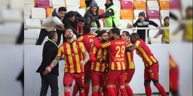 Evkur Yeni Malatyaspor galibiyetle başladı