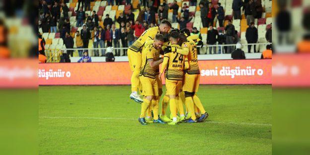 Evkur Yeni Malatyaspor isteyince kazanır