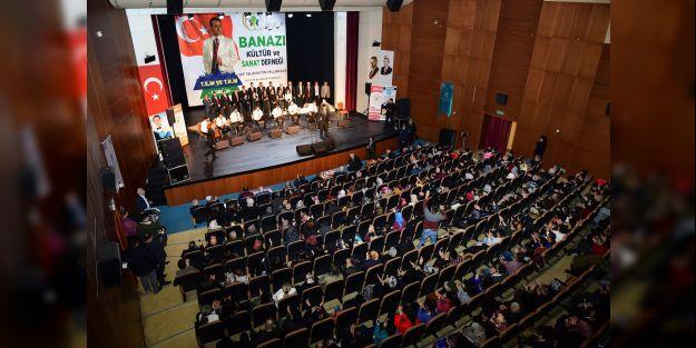 'Malatya Türküleri' konseri verildi