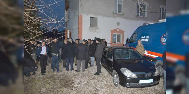 Malatya'da koca dehşeti, 2 ölü