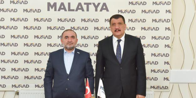 """'Malatya'daki çalışmaları takdire şayan"""""""