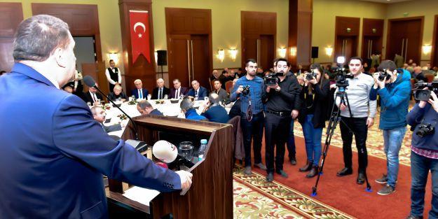 """'Türkiye'de örnek bir belediyecilik sergiledik"""""""