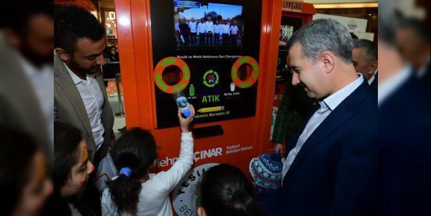 'Yeşilyurt Belediyesinden 'Kalemmatik Projesi