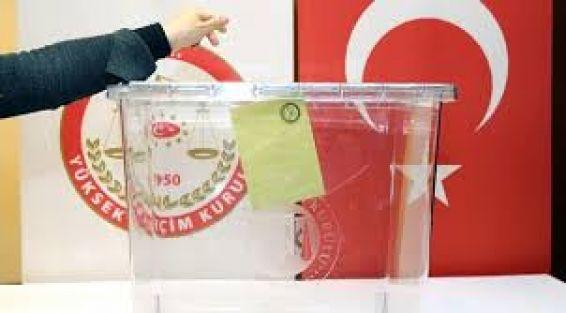 Belediye Başkan ve  Meclis üye aday listeleri  Seçim Kurulu'na verildi