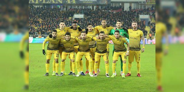 Evkur Yeni Malatyaspor çıkış arıyor