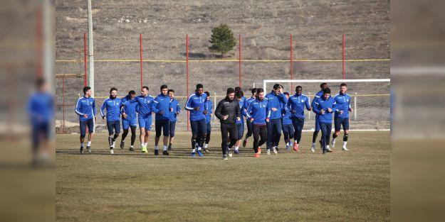 EYMS, Beşiktaş maçının hazırlıklarını sürdürüyor