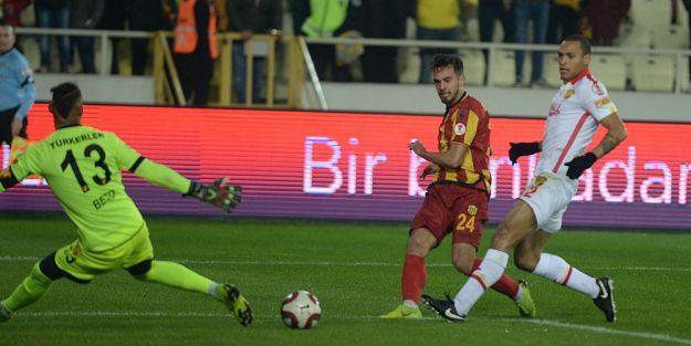 EYMS Göztepe'yi Kupada da Yendi:1-0