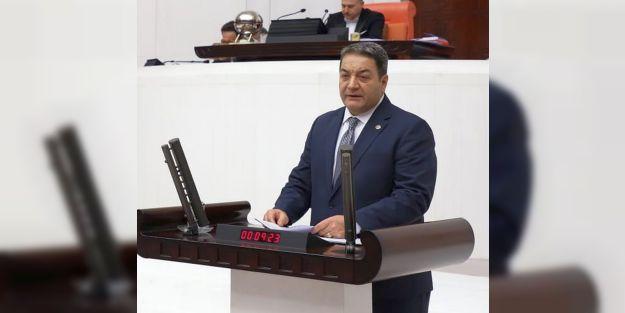 Fendoğlu, EYMS ekibine yapılan uygulamayı Meclise taşıdı