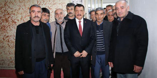 Gürkan, 'Kazanan Malatya olsun'