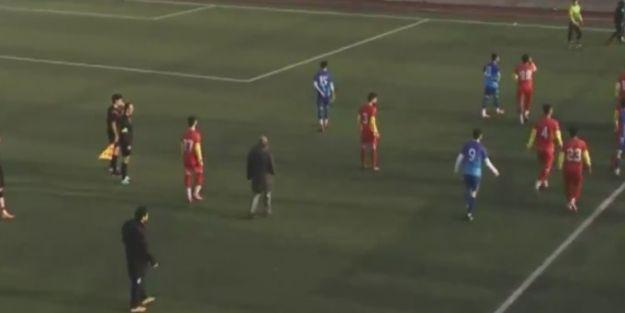 Malatyaspor-Demirspor maçının cezaları belli oldu