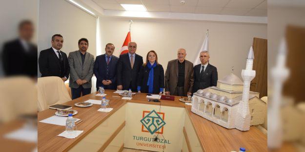MTÜ Battalgazi Kampüsüne Hekimhan'daki Osmanlı Mimarisi Cami yapılacak