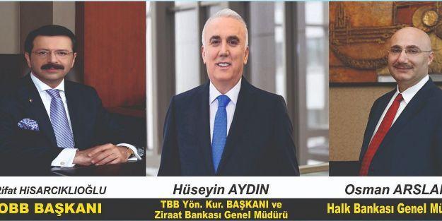 Reel Sektör ve Finans Sektörü Diyalog Güçlendirme Toplantısı' düzenlenecek