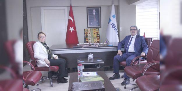 Rektör Karabulut'tan İŞKUR'a ziyaret