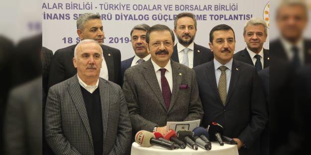 quot;Türkiye bu tümseği aşacakquot;