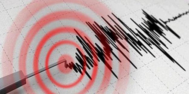 Arguvan'da 4.1 Büyüklüğünde Deprem!..