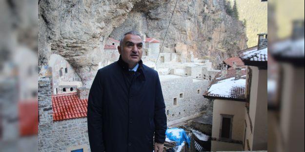Bakan Ersoy Malatya'ya geliyor