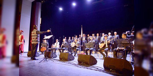 'Çanakkale Destanı' konseri verildi
