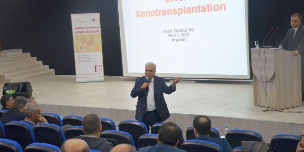 'Çok Çalışırsak Xenotransplantasyon, NOBEL Ödülünü Malatya'ya Getirecek'