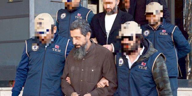 DEAŞ'tan 3 şüpheliye tutuklama