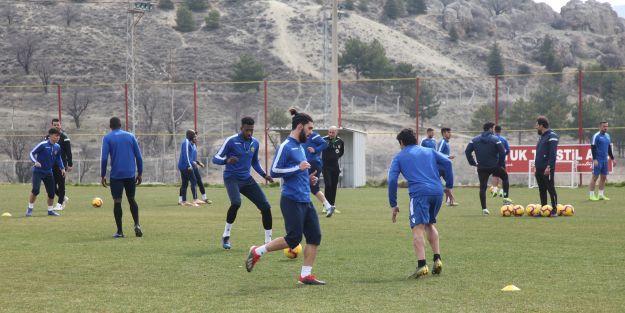 EYMS, Ankaragücü maçı hazırlıklarını sürdürüyor