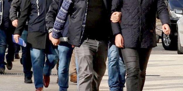FETÖ Operasyonu.. 2'si Avukat 4 Şüpheliye Tutuklama