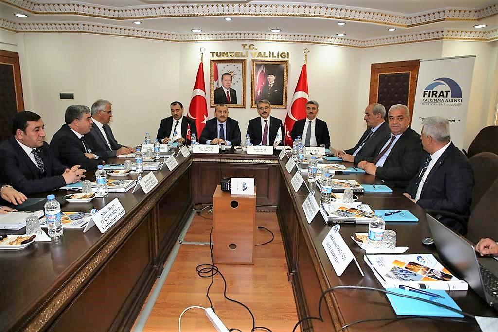 FKA'nın Yönetim Kurulu Toplantısı yapıldı