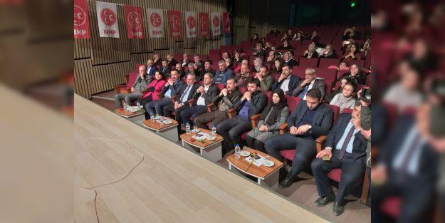 'Güçlü Kadın Huzurlu Türkiye' oyunu sahnelendi