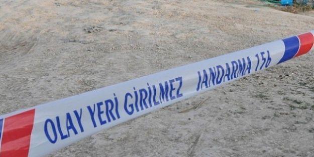 Kayıp Şahıs Öldürülmüş Olarak Bulundu