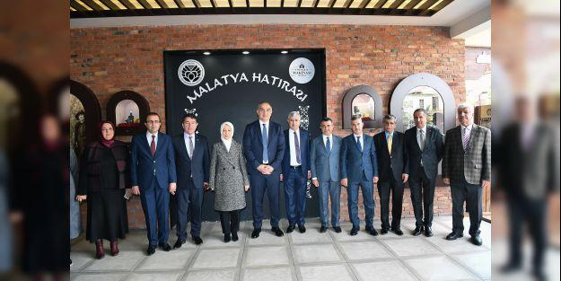 'Malatya'nın tarihini kültürünü yaşatmanın gayretindeyiz'