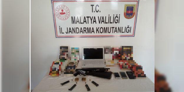 Terör örgütü propagandasına 3 gözaltı